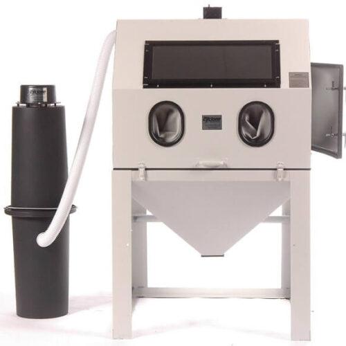 Cyclone Model 4040 Abrasive Sandblasting Cabinets