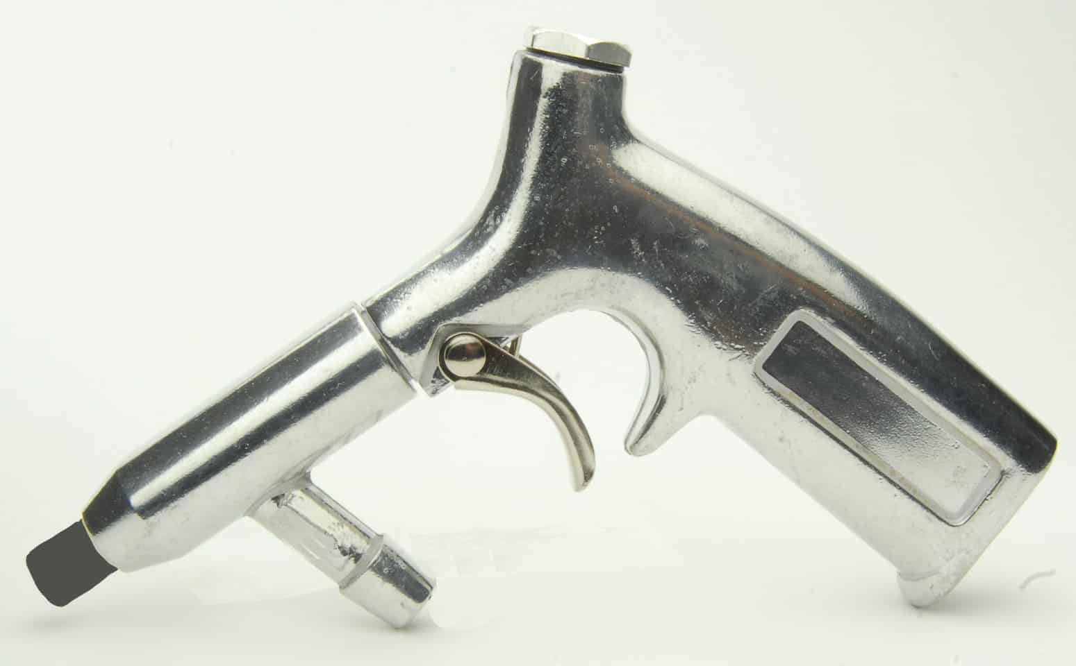 Tungsten Sandblast Gun 14 CFM Complete