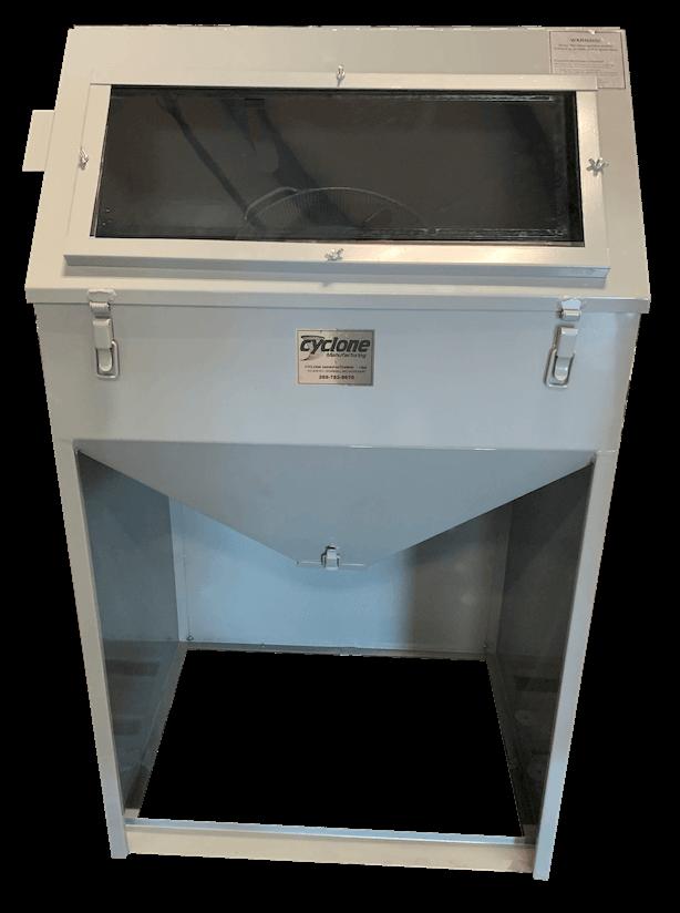T14 Tumble Abrasive Sandblasting Cabinet