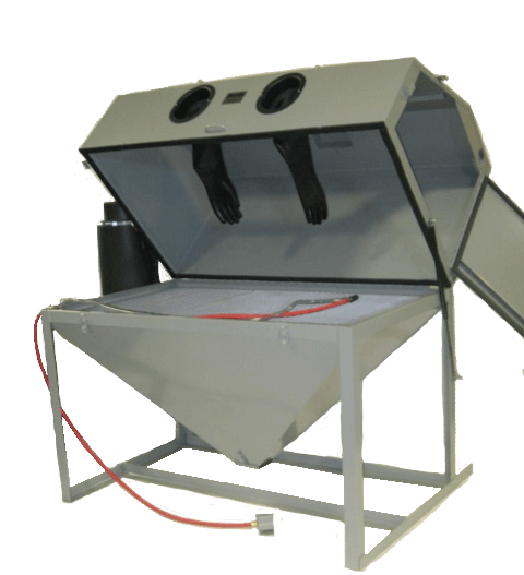 FT 6035 Abrasive Sandblasting Cabinet