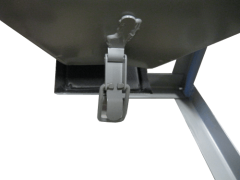 DC-4000 Sandblasting Cabinet Dust Collector