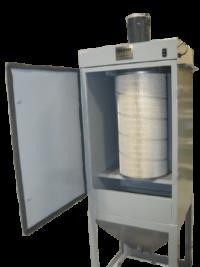 cyclone-dc4000-sandblast-dust-collector-closed