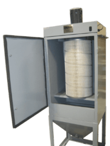 blast-cabinet-dust-collector