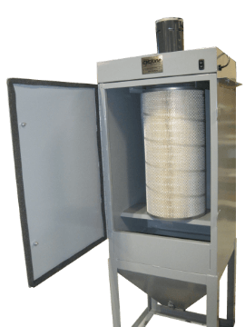 cyclone-dc4000-sandblast-dust-collector-closed