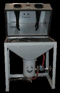 Cyclone Direct Pressure 38 Abrasive Sandblasting Cabinet