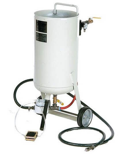 PT 100 SK Pressure Sandblaster