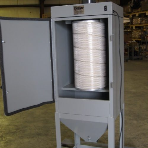 DC-4000 Sandblaster Cabinet Dust Collector