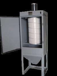 Cyclone DC-4000 Sandblasting Dust Collection System