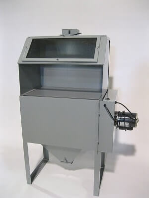 Downdraft Table – 350 CFM