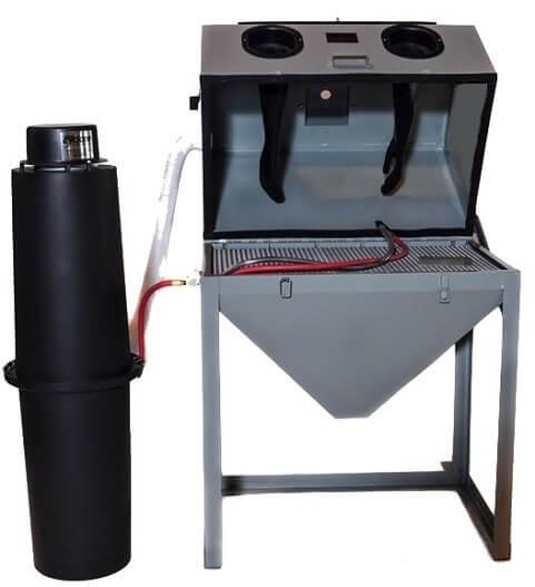 FT 3624 Abrasive Sandblasting Cabinet