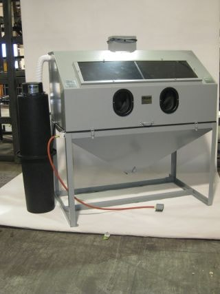 FT 6035 Bead Blasting Cabinet
