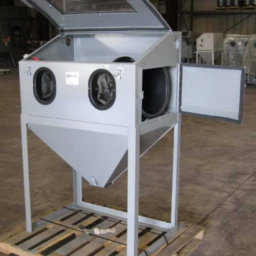 Used Sandblasting Equipment
