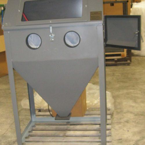 New Sandblast Cabinet – E-3624