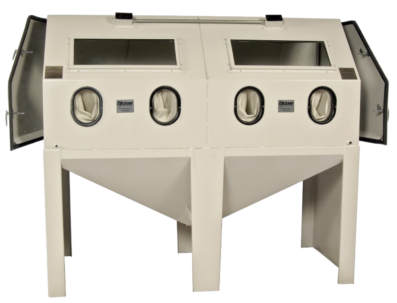 DW7335-front-no-background-abrasive-media-blasting-cabinet