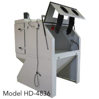 Sandblasting Equipment | Made in USA | Cyclone Manufacturing
