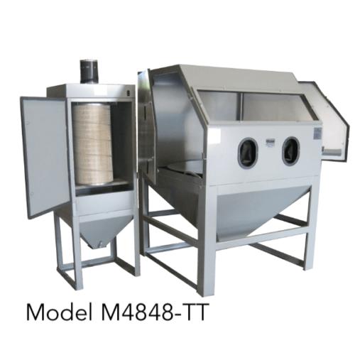 Media Blaster Model M4848