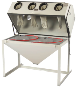 sand-blasting equipment cyclone manufacturing cabinets
