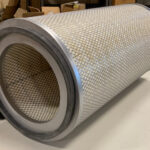 large dust collector filter cyclone dc4000