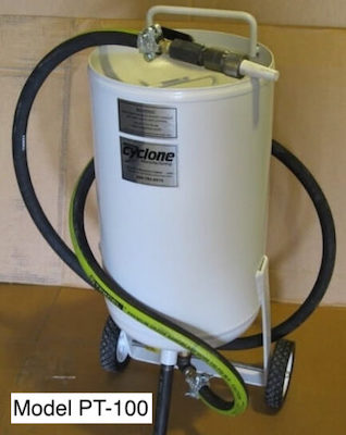 pressure-sandblaster-cyclone-pt100