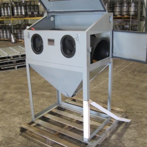 Bargain-Model-3624-Abrasive-Media-Cabinet