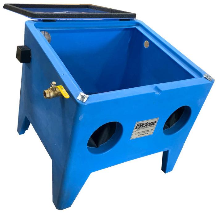 Tabletop Sandblaster – E100LTC