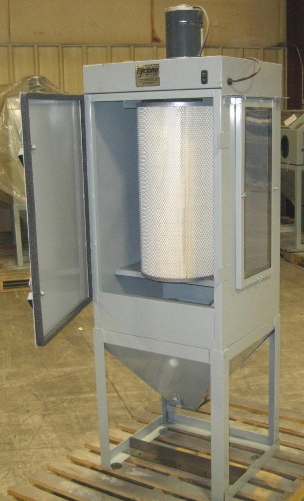 DC-4000 Blast Cabinet Dust Collector