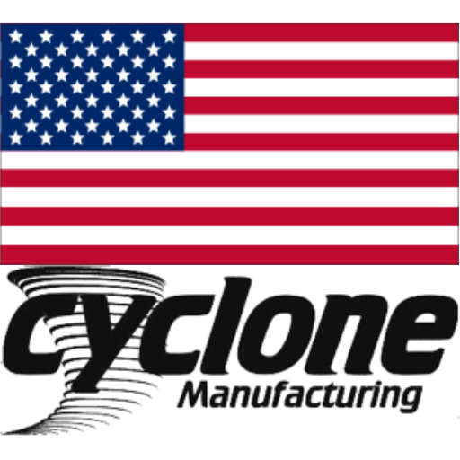 cyclone American made usa blast cabinet