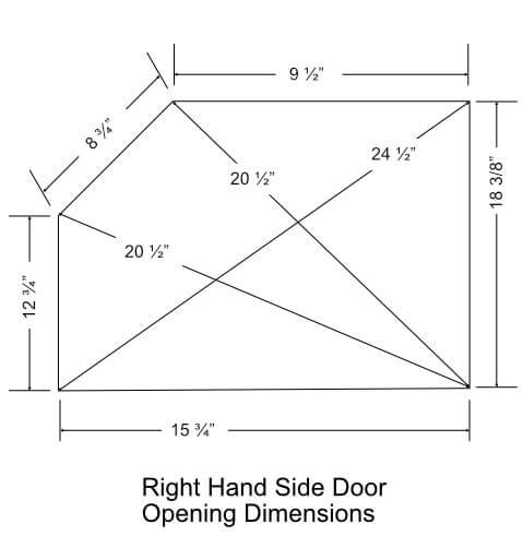 abrasive-blaster-cabinet-cyclone-side-door-schematic