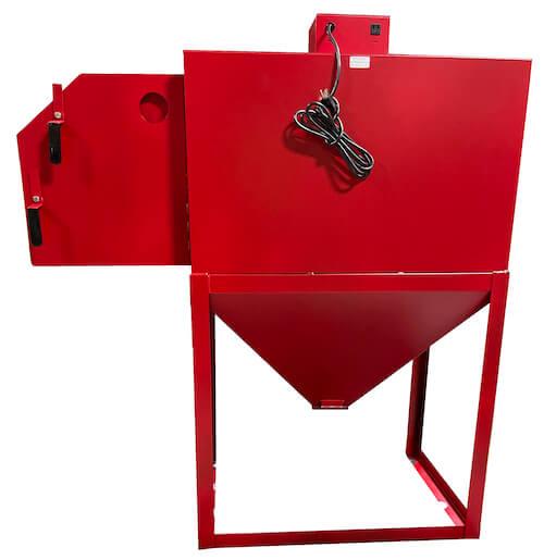 abrasive-blaster-cabinet-rear-open-cyclone-usa