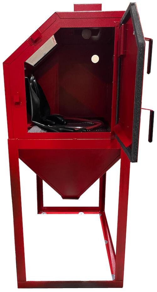 abrasive-blaster-cabinet-side-open-cyclone-usa